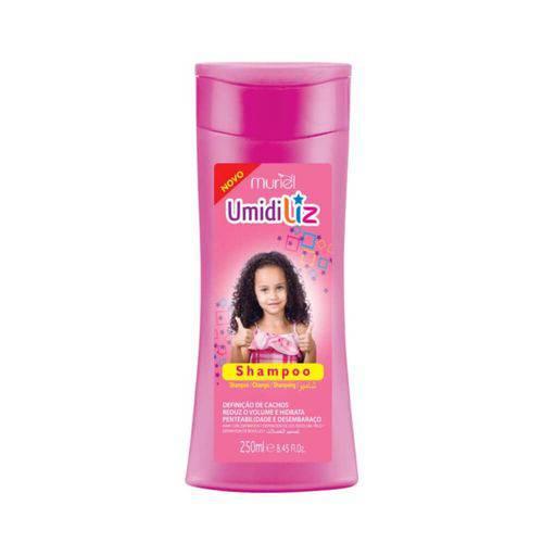 Umidiliz Kids Shampoo Infantil 250ml