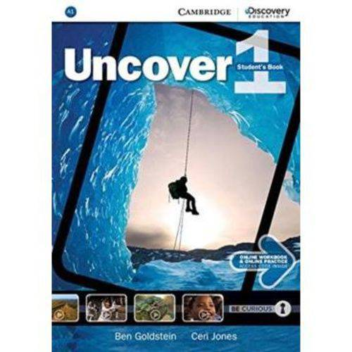 Uncover 1 - Student's Book With Online Workbook And Online Practice