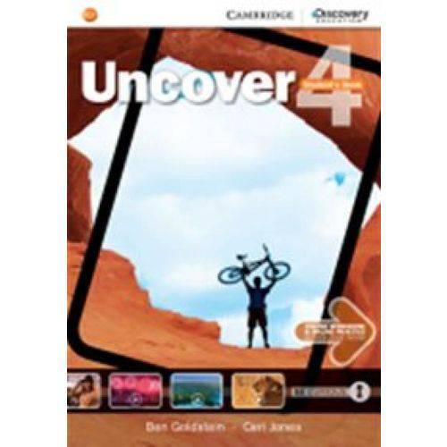 Uncover 4 - Student's Book With Online Workbook And Online Practice - Cambridge University Press - Elt