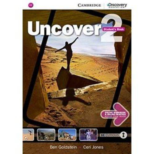 Uncover 2 Sb With Online Wb And Online Practice - 1St Ed
