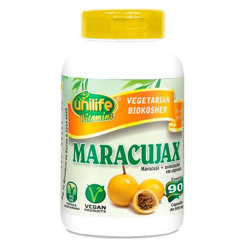 Unilife Maracujax 90 Caps