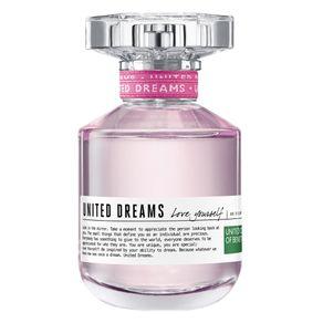 United Dreams Love Yourself Benetton - Perfume Feminino - Eau de Toilette 50ml