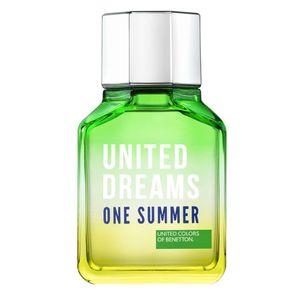 United Dreams One Summer Him Benetton Perfume Masculino - Eau de Toilette 100ml