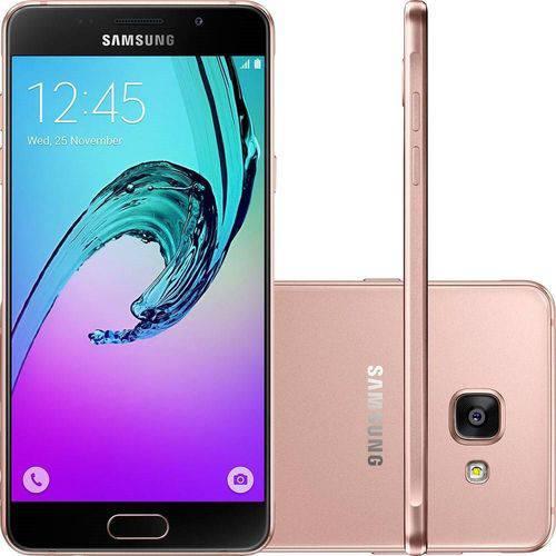 Usado: Galaxy A5 2016 A5100 Dual 4g 16gb Rosa