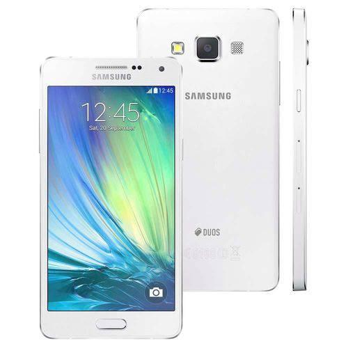 Usado: Galaxy A5 Samsung 16GB Branco