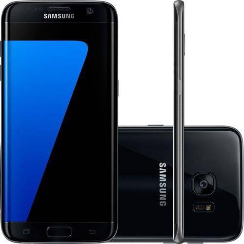 Usado: Galaxy S7 Edge Samsung G935f 4g 32gb Preto