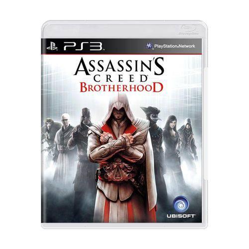 Usado: Jogo Assassin's Creed Brotherhood - Ps3