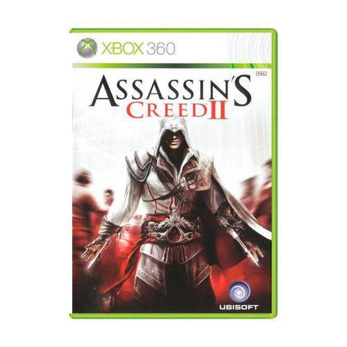 Usado: Jogo Assassin's Creed Ii - Xbox 360
