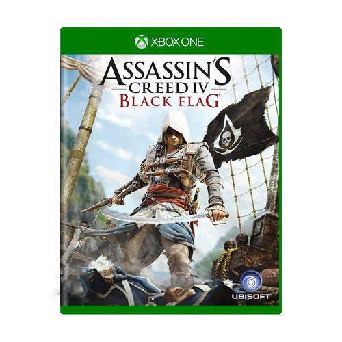 Usado: Jogo Assassin's Creed Iv: Black Flag - Xbox One