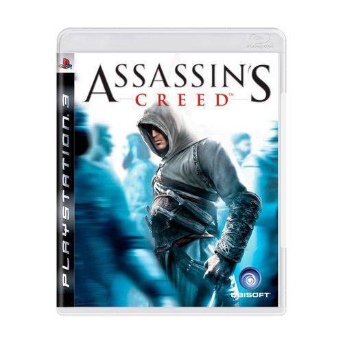Usado: Jogo Assassin's Creed - Ps3