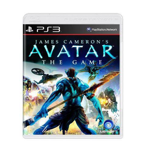 Usado: Jogo Avatar The Game - Ps3
