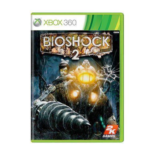 Usado: Jogo Bioshock 2 - Xbox 360