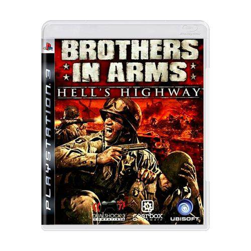 Usado: Jogo Brothers In Arms: Hell's Highway - Ps3
