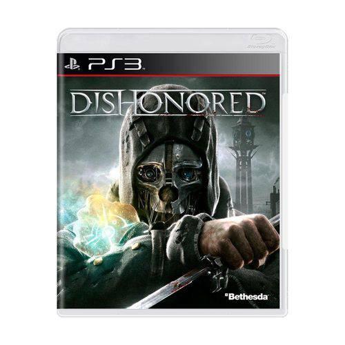 Usado: Jogo Dishonored - Ps3