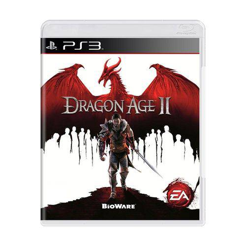 Usado: Jogo Dragon Age Ii - Ps3