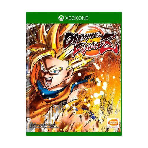 Usado: Jogo Dragon Ball Fighterz - Xbox One