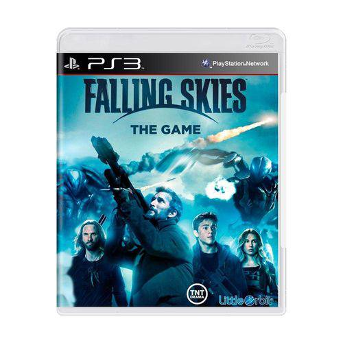Usado: Jogo Falling Skies The Game - Ps3