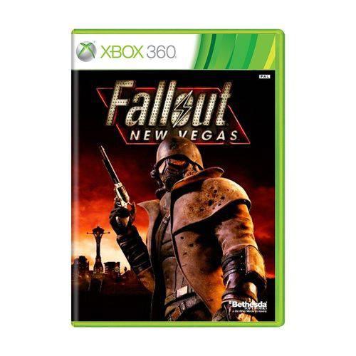 Usado: Jogo Fallout: New Vegas - Xbox 360