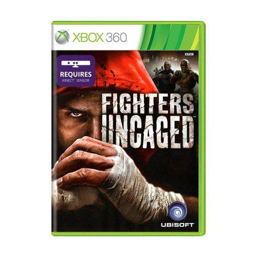 Usado: Jogo Fighters Uncaged - Xbox 360