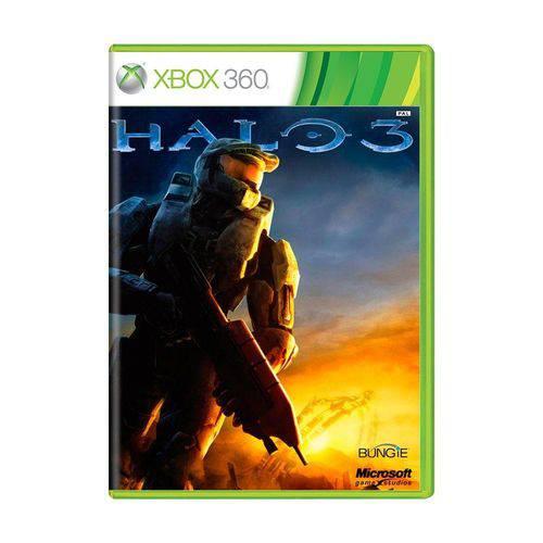 Usado: Jogo Halo 3 - Xbox 360