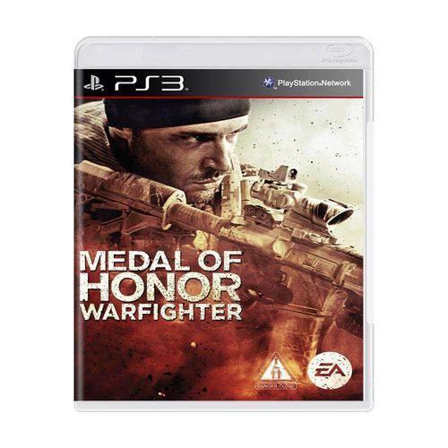 Usado: Jogo Medal Of Honor: Warfighter - Ps3