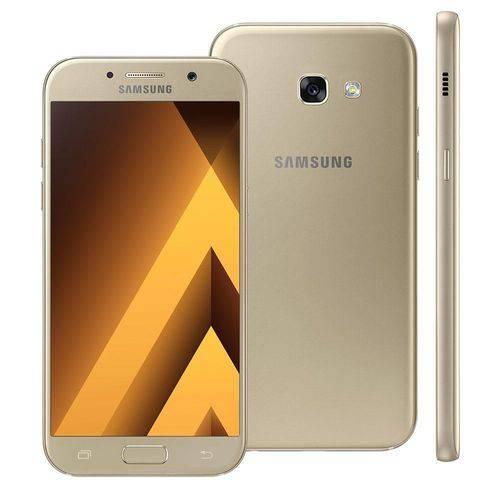 Usado: Samsung Galaxy A5 2017 A520 32gb Dourado