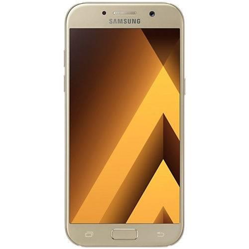 Usado: Samsung Galaxy A5 2017 Dourado
