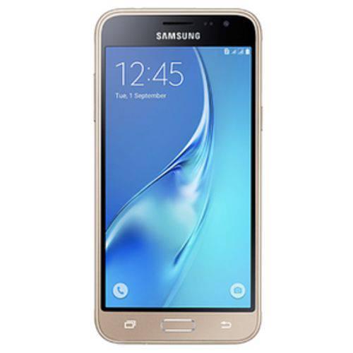 Usado: Samsung Galaxy J3 Sm-J320M Dourado