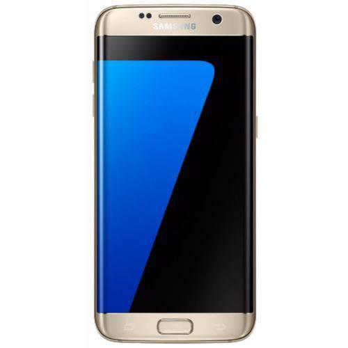 Usado: Samsung Galaxy S7 Edge 32gb Dourado
