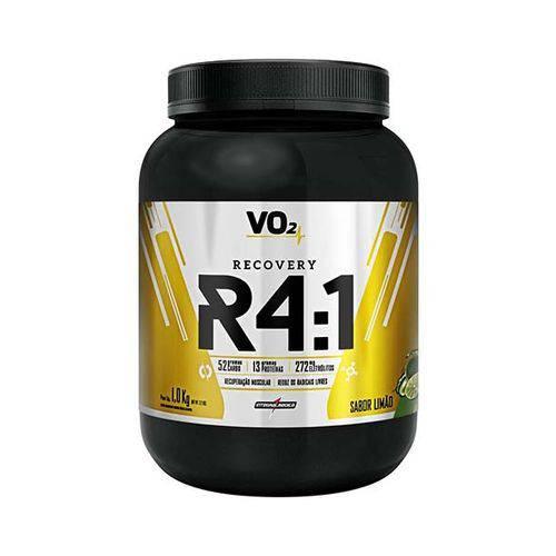 V02 R4:1 Recovery Powder Limão Integralmedica 1kg