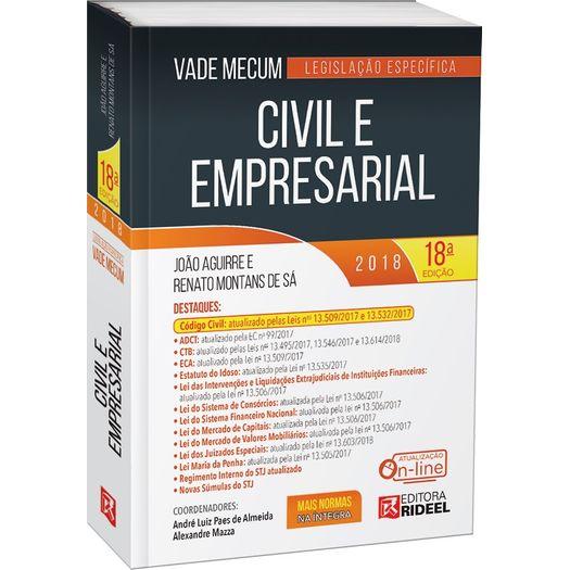 Vade Mecum Civil e Empresarial - Rideel