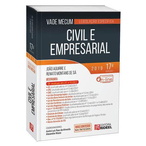 Vade Mecum Civil e Empresarial