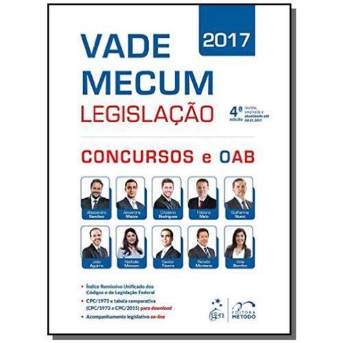 Vade Mecum Legislacao - Concursos e Oab