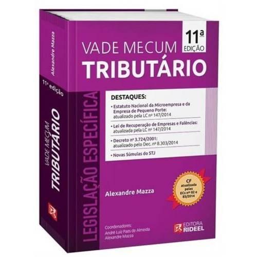 Vade Mecum Tributario - 11ª Edicao