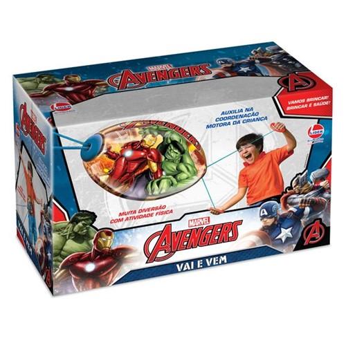 Vai e Vem Infantil Vingadores - Líder