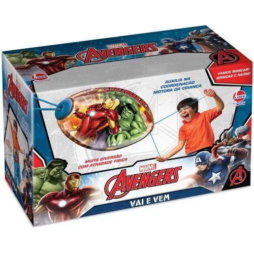Vai VEM Avengers Lider 2459