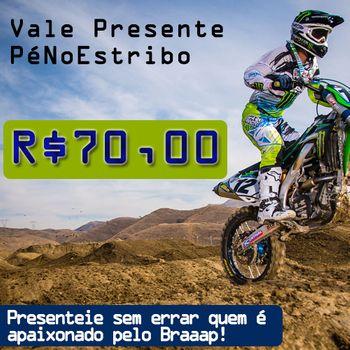 Vale Presente Penoestribo R$ 70,00