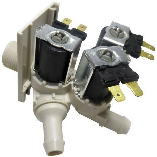 Válvula Água 3 Saídas Lavadora Brastemp 220v W10467328