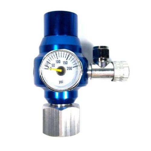 Válvula Reguladora de CO2 Simples Macro-Aqua MCO-15