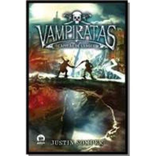 Vampiratas Vol 3 - Capitao de Sangue - Galera