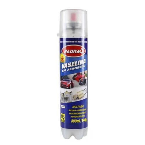 Vaselina em Spray Aerosol para Multiuso Radnaq 6090 300ml