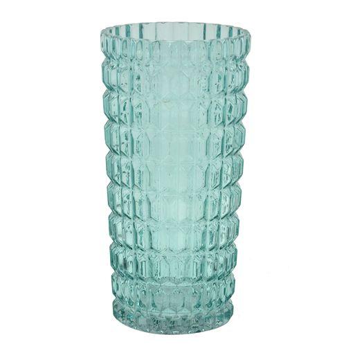 Vaso Azul Tiffany 30cm