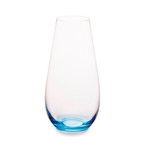Vaso Blue Ricaelle 30cm Azul