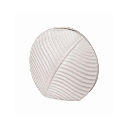 Vaso Branco em Cerâmica 32cm