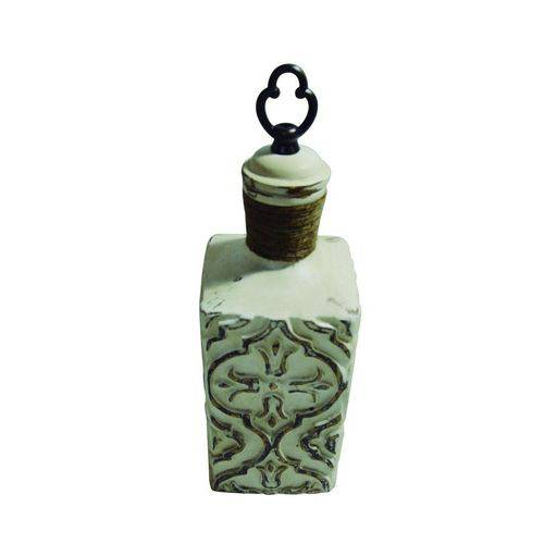 Vaso Ceramica 12 Cm Branco