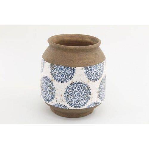 Vaso de Cerâmica E14002-1 22x14