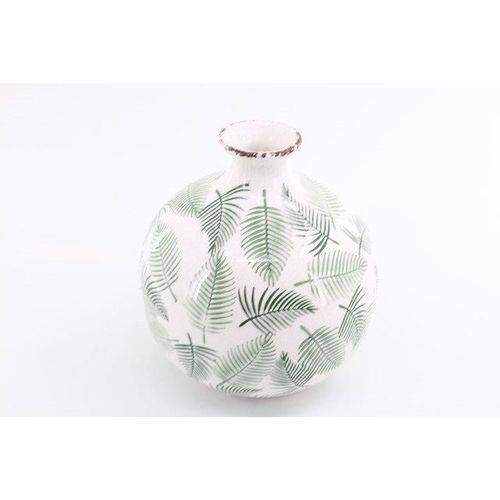 Vaso de Cerâmica Eg13704-2 26x7x24