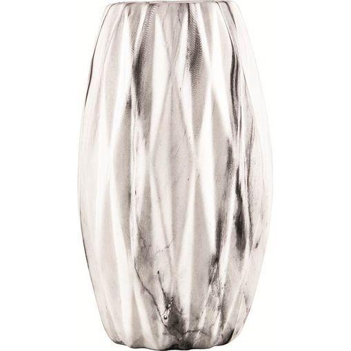 Vaso de Cerâmica Mármore Fane 7006 Mart
