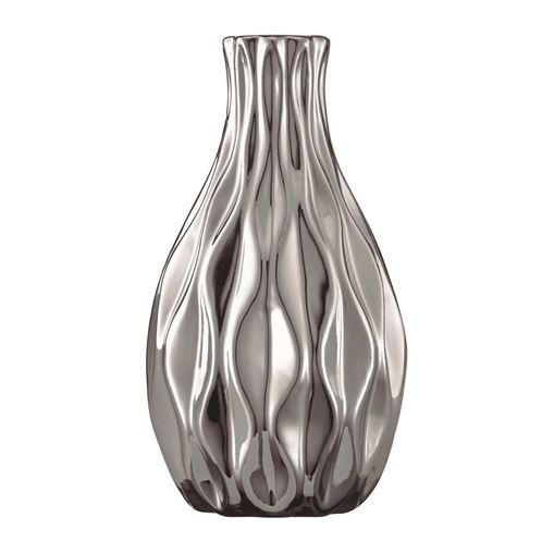 Vaso de Cerâmica Prata Celti 5628 Mart