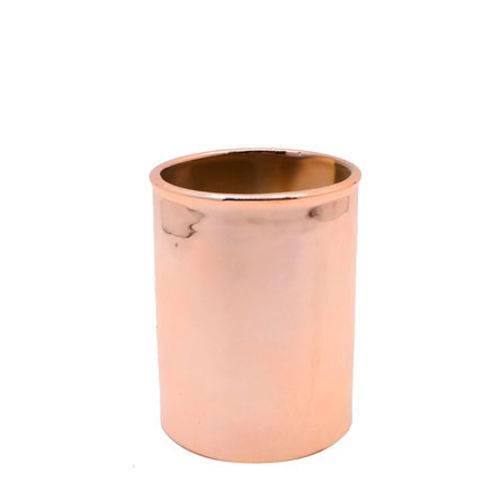 Vaso de Ceramica Rose 10cm